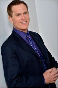 picture of Dr. Steven Haywood in a suit